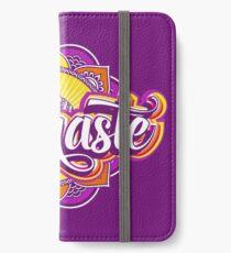 NAMASTE iPhone Wallet/Case/Skin