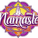 NAMASTE by annaOMline