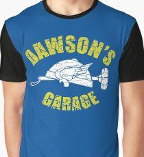 Dawson's Garage - Adventures in Babysitting Graphic T-Shirt