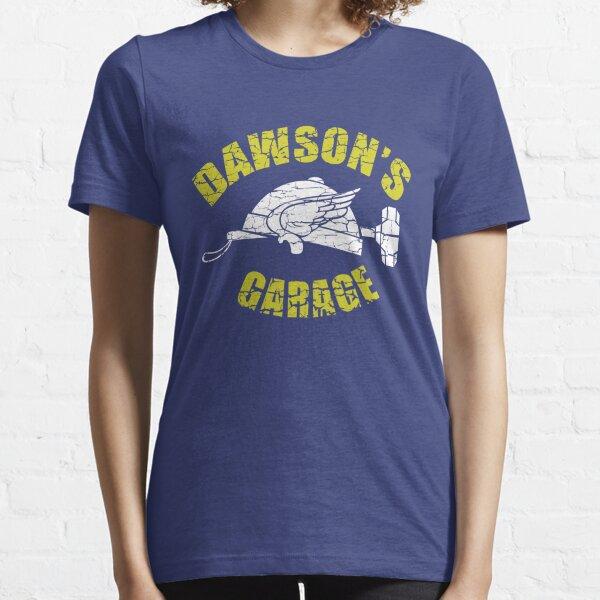 Dawson's Garage - Adventures in Babysitting Essential T-Shirt