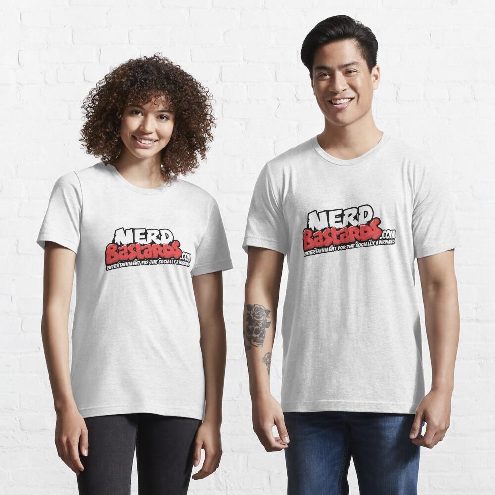 Nerd Bastards.com Logo Tee Essential T-Shirt