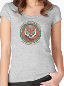 Sallah's Temple Tours Women's Fitted Scoop T-Shirt