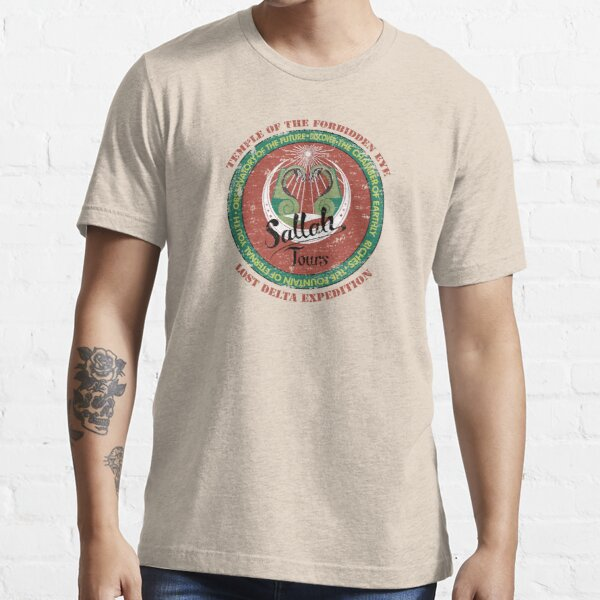 Sallah's Temple Tours Essential T-Shirt