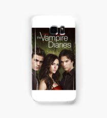 THE VAMPIRE DIARIES COVER Samsung Galaxy Case/Skin