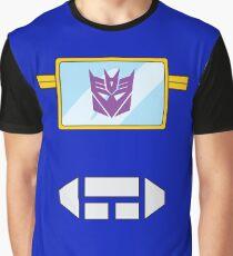 Soundwave - Transformers 80s Graphic T-Shirt