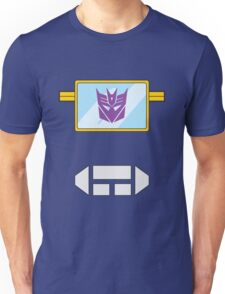 Soundwave - Transformers 80s Unisex T-Shirt