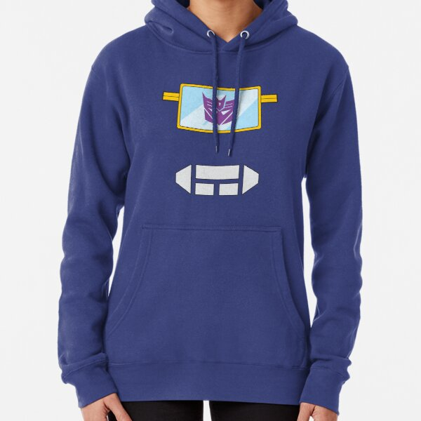 Soundwave - Transformers 80s Pullover Hoodie