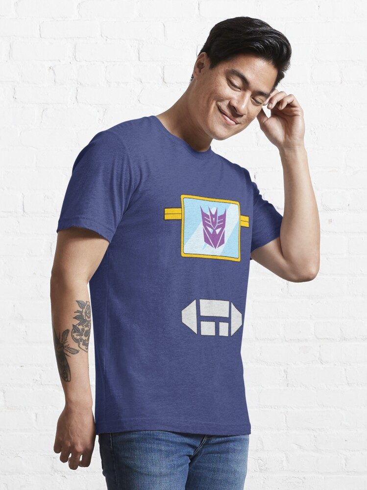 Alternate view of Soundwave - Transformers 80s Essential T-Shirt