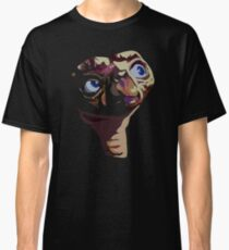 E.T. - The Extra terrestrial - Pop Art Classic T-Shirt