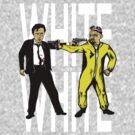 Mr. White vs. Mr. White by rubynibur