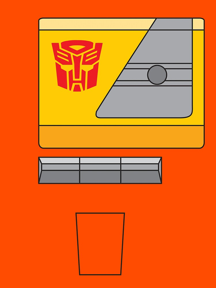 Blaster - Transformers 80s | Unisex T-Shirt