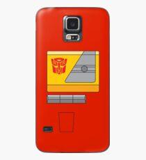 Blaster - Transformers 80er Hülle & Klebefolie für Samsung Galaxy