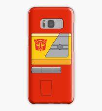 Blaster - Transformers 80s Samsung Galaxy Case/Skin