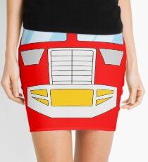 Optimus Prime - Transformers 80s Mini Skirt