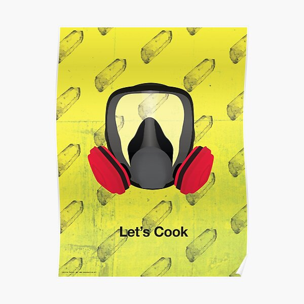Breaking Bad: Let's Cook Poster
