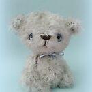 Handmade bears from Teddy Bear Orphans - Bobby by Penny Bonser