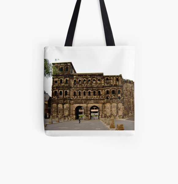 Porta Nigra All Over Print Tote Bag