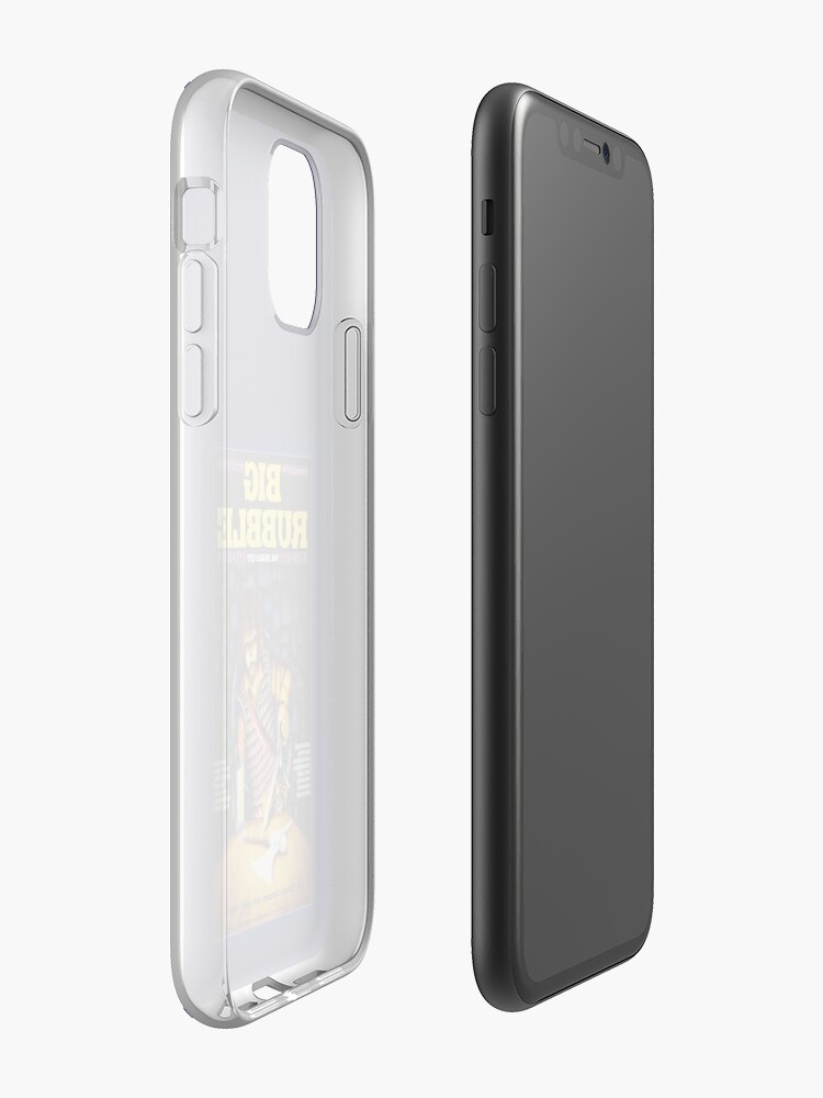 Vista alternativa de Funda y vinilo para iPhone Gran cubierta de escombros