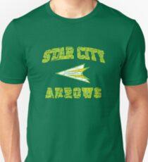 Green Arrow - American Football Style Unisex T-Shirt