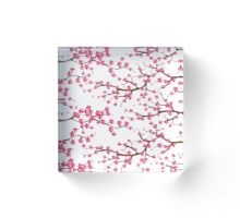 how to block on iphone quot cherry blossom flowers quot throw pillows by pencreations 2085