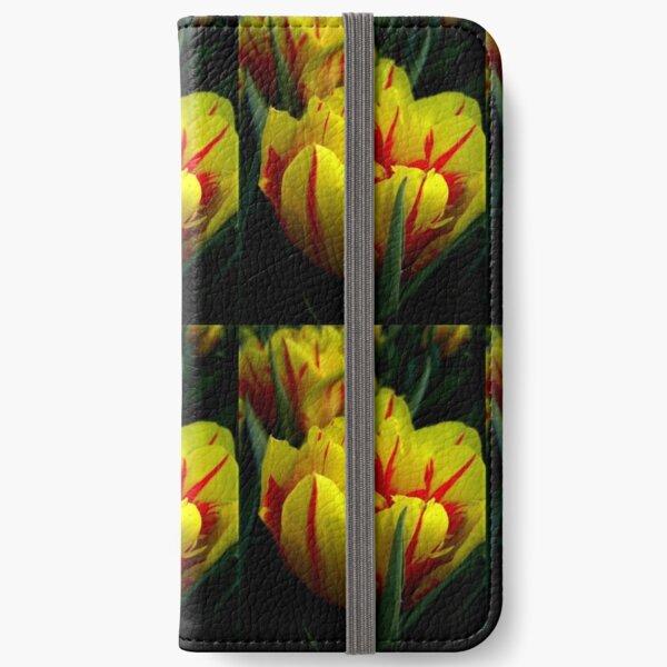 Monsella Flower iPhone Wallet