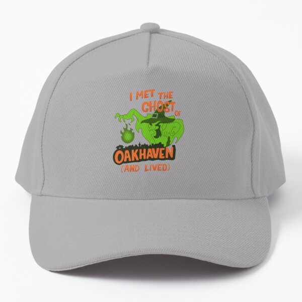 Witch's Ghost Baseball Cap