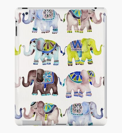 Elephant Collection – Cool Palette iPad Case/Skin
