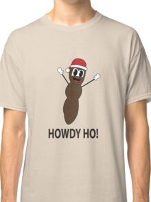 Mr. Hankey The Christmas Poo South Park Classic T-Shirt