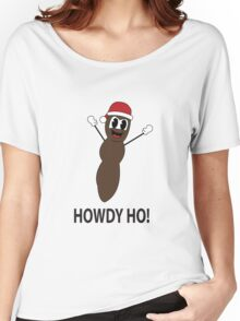 Mr. Hankey The Christmas Poo South Park Women's Relaxed Fit T-Shirt
