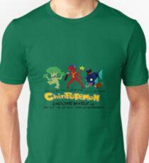 ChinPokemon South park T-Shirt