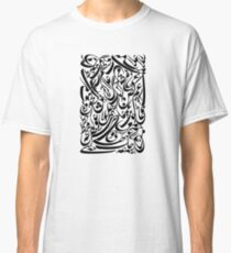 Writing letters tee design Classic T-Shirt
