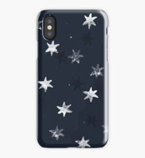 Stamped Star iPhone Case