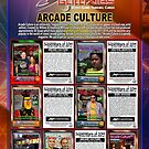 Arcade Culture (by Walter Day) by datagod