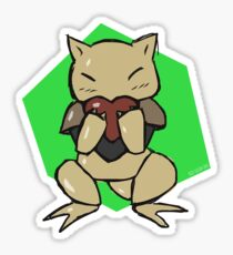 Abra Love Sticker