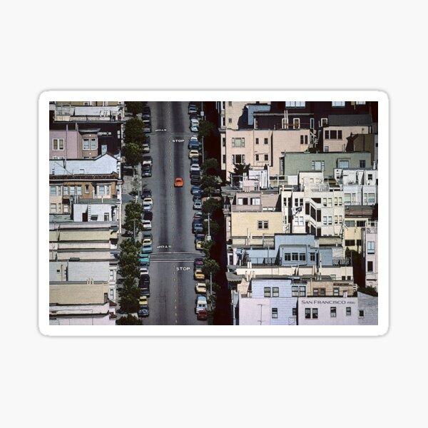San Francisco 1986 Sticker