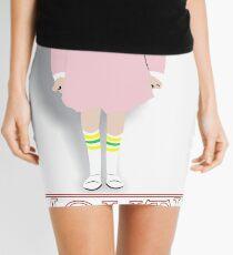 Mouth Breather Stranger  Mini Skirt
