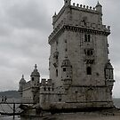 Torre de Belém by Diana F. Sá