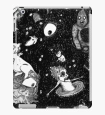 I Like Your Monsters + Demons iPad Case/Skin