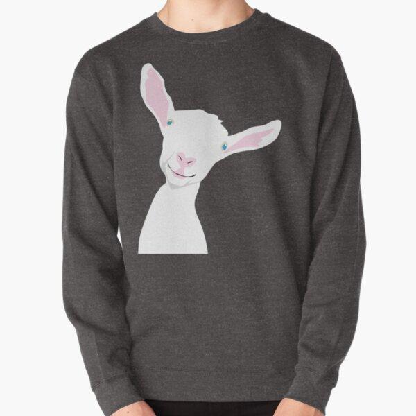 Goat Pullover Sweatshirt