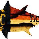 Tuna North Carolina by Statepallets