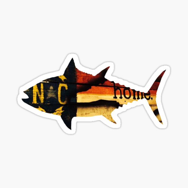 TARPON Stickers STATE CUT-OUTS fishing fly fishing DECALS saltwater flats