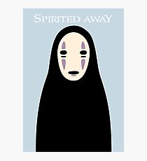 Spirited Away / No Face Photographic Print