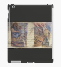 The Declaration of American Poverty iPad Case/Skin