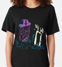 Electric Wizard - Tombstone Slim Fit T-Shirt