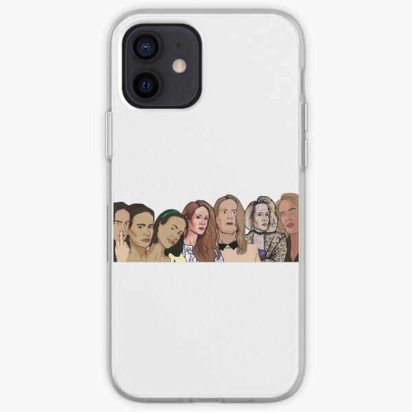 Sarah Paulson: AHS Fan art iPhone Soft Case