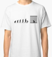 99 steps of progress - Respect for elders Classic T-Shirt