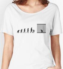 99 steps of progress - Respect for elders Women's Relaxed Fit T-Shirt