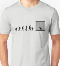 99 steps of progress - Respect for elders Unisex T-Shirt