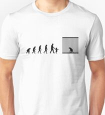 99 steps of progress - Respect for elders Unisex T-Shirt