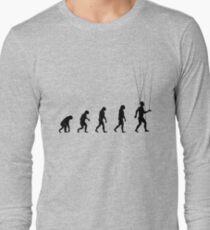 99 Steps of Progress - Public opinion Long Sleeve T-Shirt